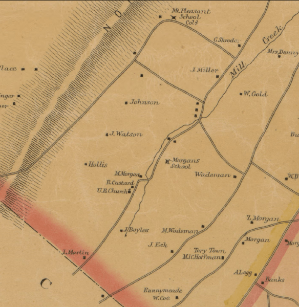 Berkeley county 1890