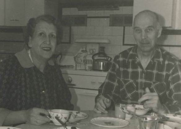 Eloise Lore Warren Cook 1955