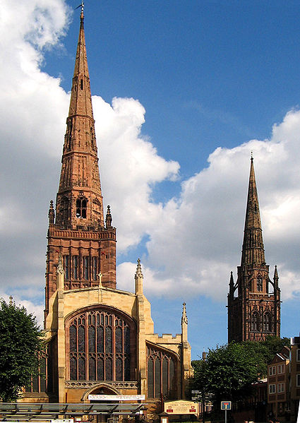 Trinity Church, Coventry