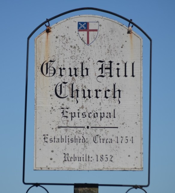 Combs wife grub hill