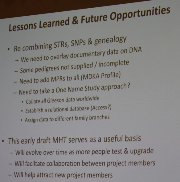 2015 ftdna gleeson lessons 4