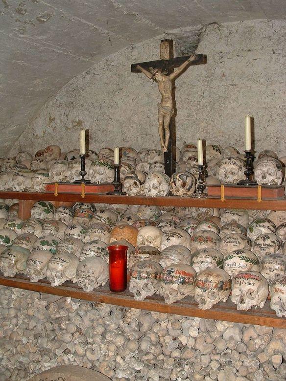 Ossuary Austria