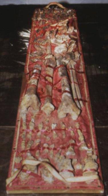 Charlemagne bones