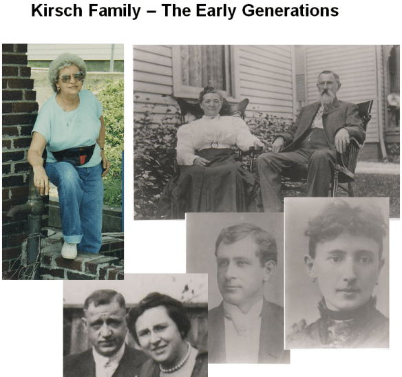 Kirsch early gen