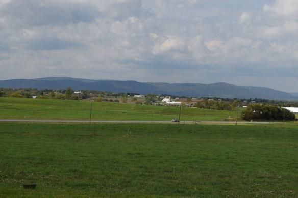Miller farm mountains