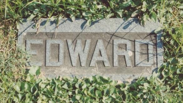 Edward Kirsch stone