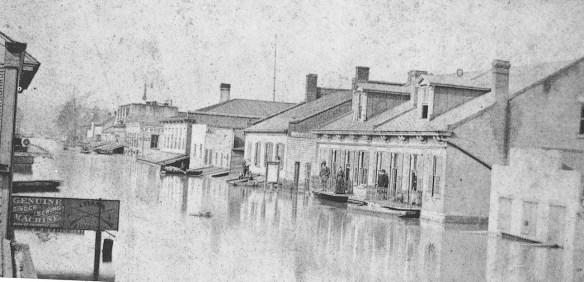 Jacob Kirsch 1884 flood