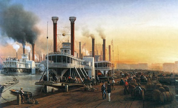 Jacob Kirsch riverboat