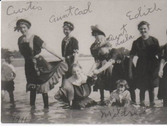 Kirsch sisters Lake Winona