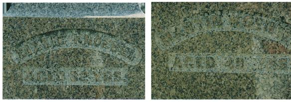 Knoebel stones