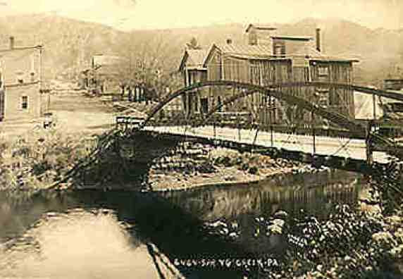 Spring Creek PA 1903