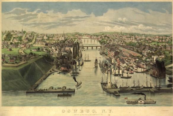 Oswego 1855