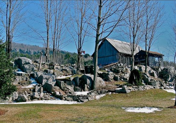 Starksboro farm