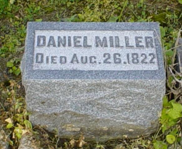 Daniel Miller stone