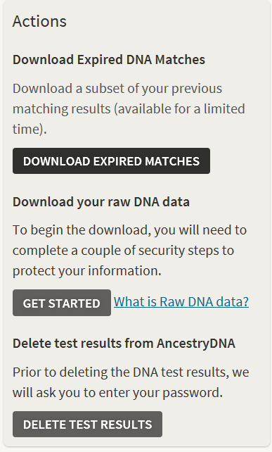 download expired matches