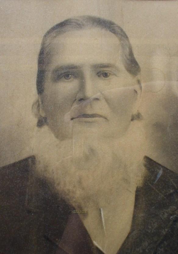 Fredericka Benjamin Lentz crop