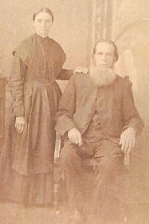 Fredericka George Lentz Catherine Blessing