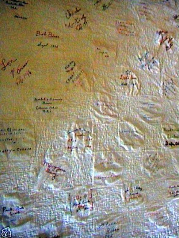 Fredericka happy corner quilt