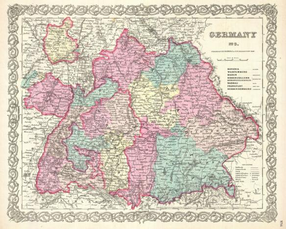 GD Bavaria Wurttemberg