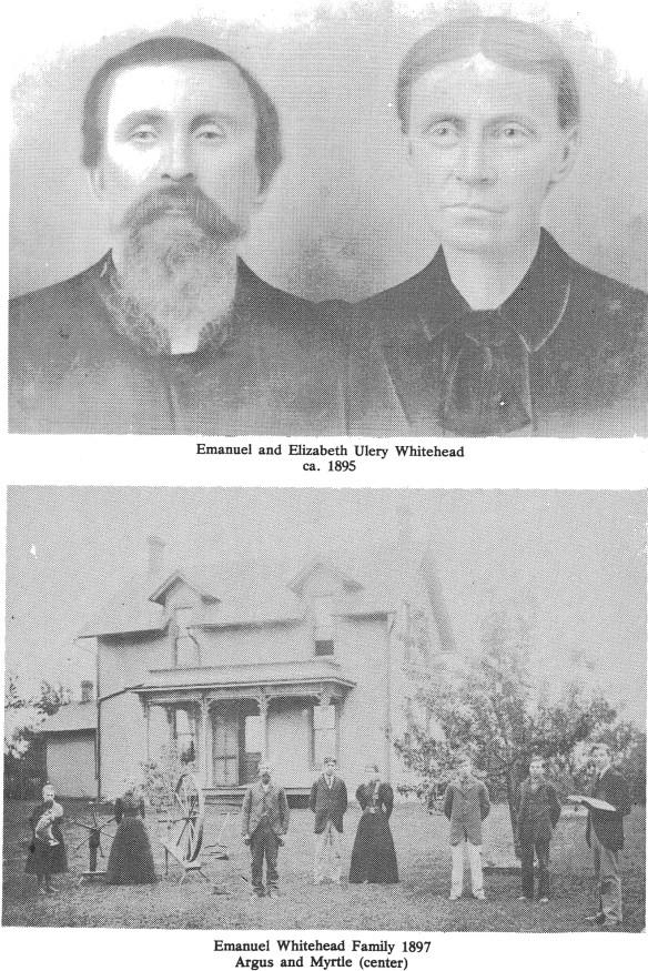 Margaret Lentz Emanual Whitehead history