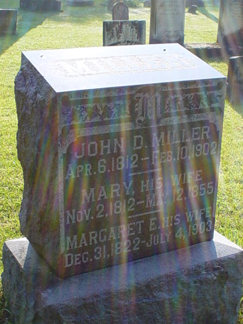 Margaret Lentz stone