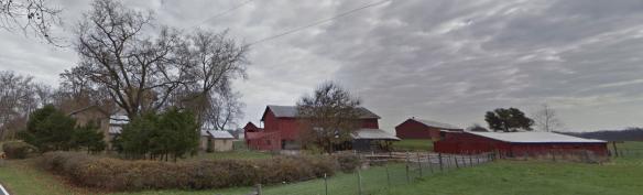 Daniel Miller farm