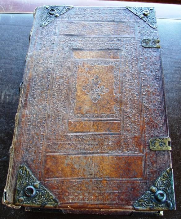 Philip Jacob Miller Bible front