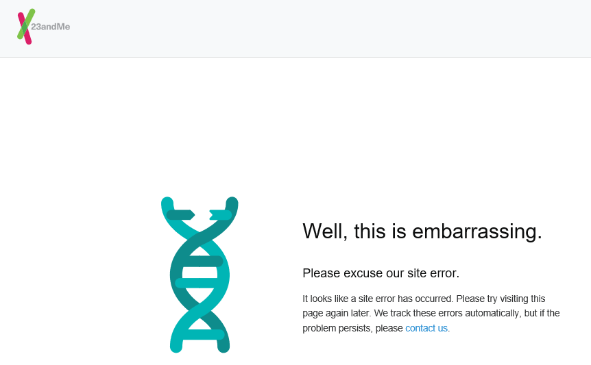 New 23andMe Experience – In a Word, Disappointing | DNAeXplained