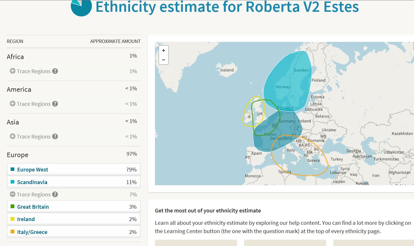 Ancestry V1 vs V2 Test Comparison | DNAeXplained – Genetic Genealogy