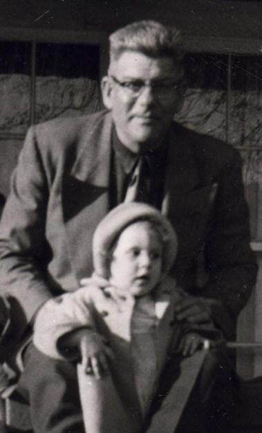 me and dad crop