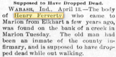 Henry Ferverty article 1