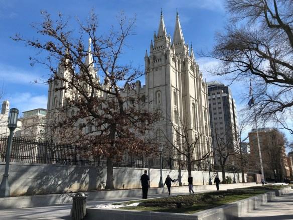 2019 Temple walk