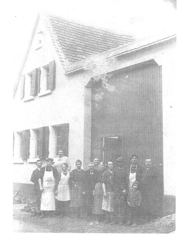 Fussgoenheim Kirsch home