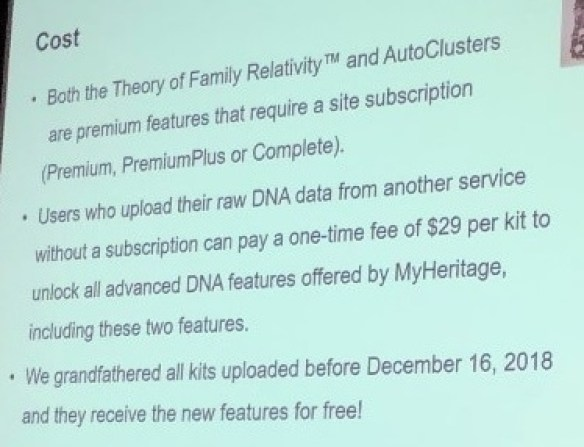 2019 autoclustering cost
