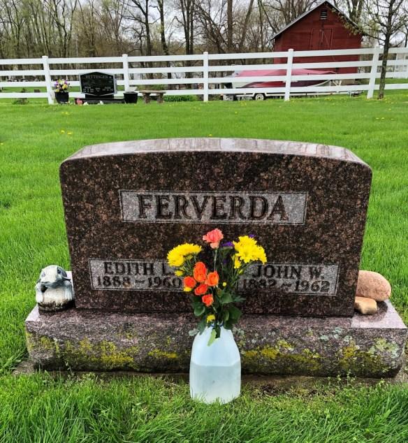 John Ferverda stone