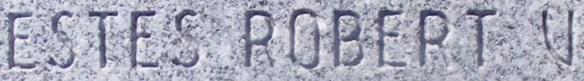 Robert Vernon Estes name wall.jpg
