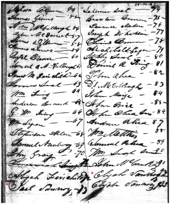 Hancock petition 1841 second 2