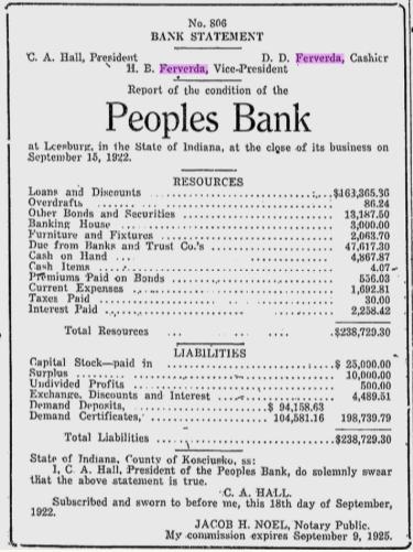 Hiram Ferverda 1922 bank 3.png