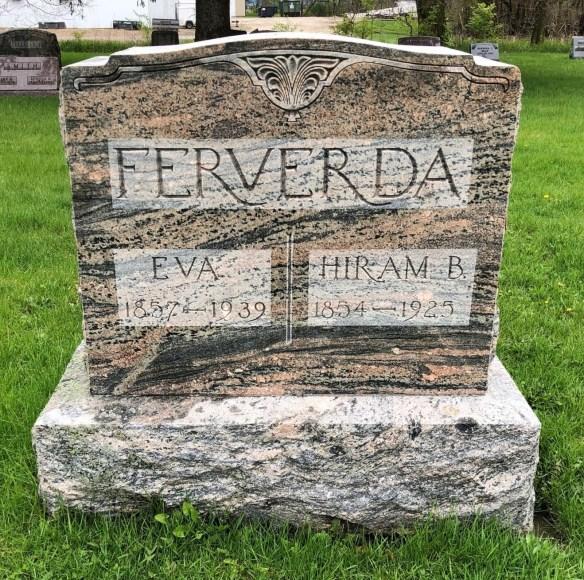 Hiram Ferverda gravestone.jpg