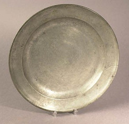 Rachel Rice pewter dish