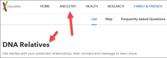 23andme DNA Relatives selection.png