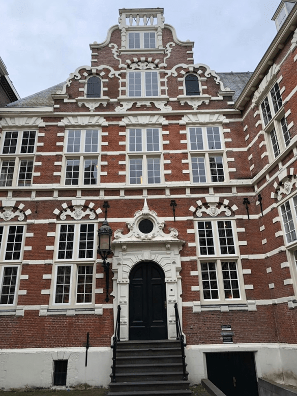 MyHeritage Live University of Amsterdam