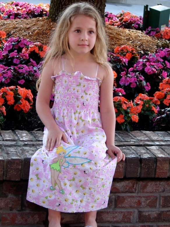 Phoebe Tinkerbell dress.jpg