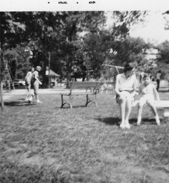 Kokomo Highland Park me mom.jpg