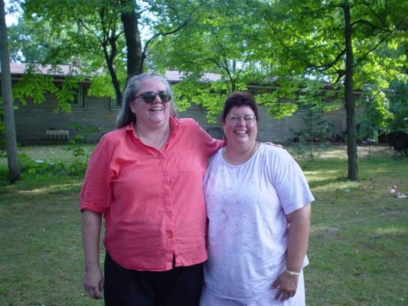Kokomo Peggy and me.jpg