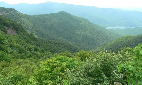 Sarah Hickerson Appalachian range