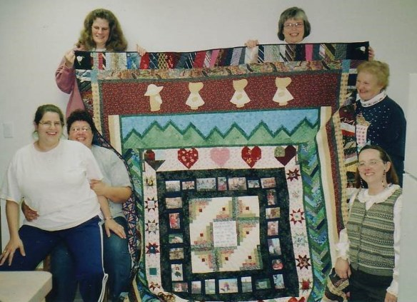 Thanksgiving Connie Quilt