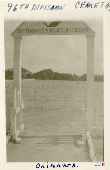 Sadowski Okinawa 96th cemetery.jpg