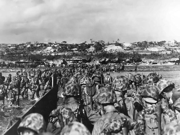 Sadowski Okinawa beachhead.jpg