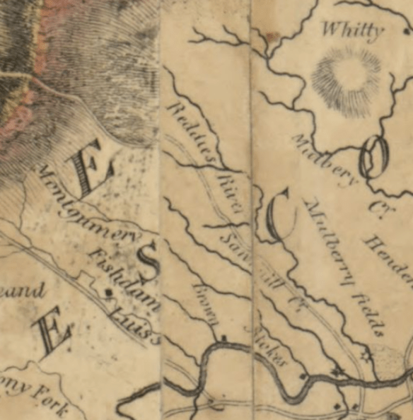 Shepherd Strother 1808 map.png